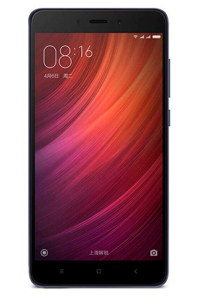 Xiaomi Redmi Note 4 64Gb Blue